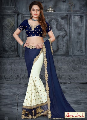 Traditional-indian-bridal-half-saree-designs-for-weddings-5
