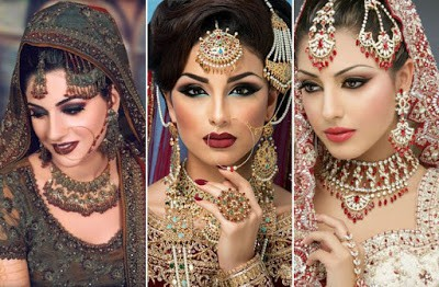Arabic-bridal-makeup-&-hairstyles-tutorial-step-by-step-1