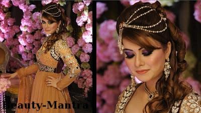 Arabic-bridal-makeup-&-hairstyles-tutorial-step-by-step-9