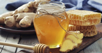 Fantastic-Benefits-of-Honey-and-Ginger