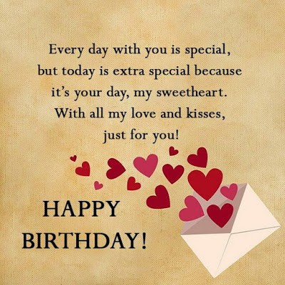Heart Touching Birthday Wishes For Ex Boyfriend, Girlfriend