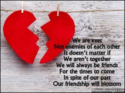 Heart Touching Birthday Wishes For Ex Boyfriend, Girlfriend