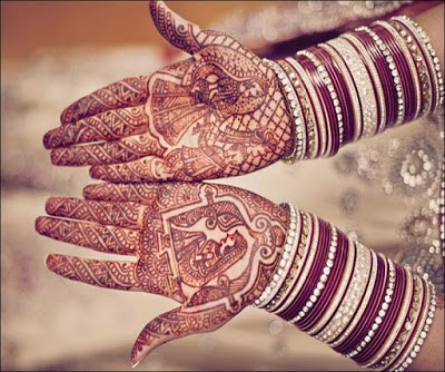 Latest-&-stunning-punjabi-mehendi-designs-2017-for-girls-1