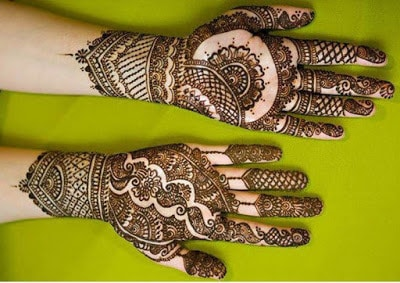 Latest-&-stunning-punjabi-mehendi-designs-2017-for-girls-18