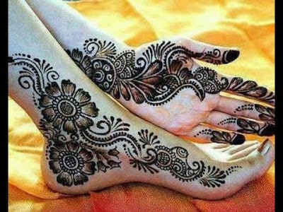 Latest-&-stunning-punjabi-mehendi-designs-2017-for-girls-7