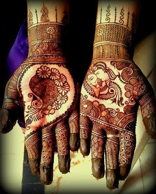 Latest-&-stunning-punjabi-mehendi-designs-2017-for-girls-9