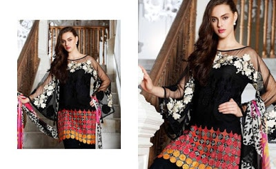 Latest-Charizma-Eid-Collection-2017-Swiss-Voile-Dresses-for-Women-7