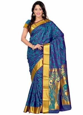 India-paithani-saree-designs-maharashtrian-blouse-patterns-12