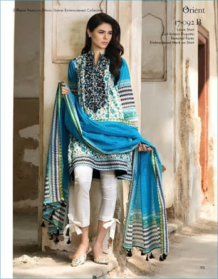 Orient-ethnic-embroidered-dresses-collection-2017-eid-series-9