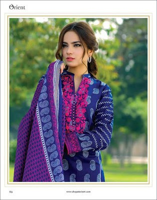 Orient-ethnic-embroidered-dresses-collection-2017-eid-series-10
