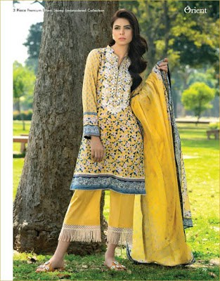 Orient-ethnic-embroidered-dresses-collection-2017-eid-series-1