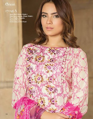 Orient-textile-summer-chiffon-embroidered-2017-collection-5