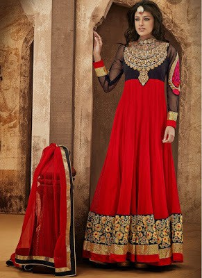 Traditional-ethnic-wear-indian-wedding- dresses-for-women-15