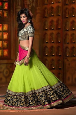 Traditional-ethnic-wear-indian-wedding- dresses-for-women-3