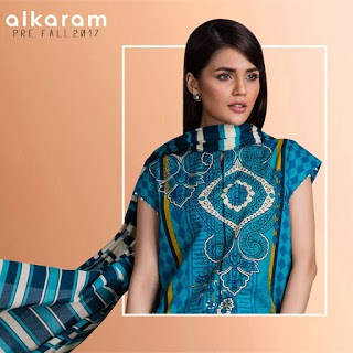 Alkaram new style pre all cambric unstitched collection