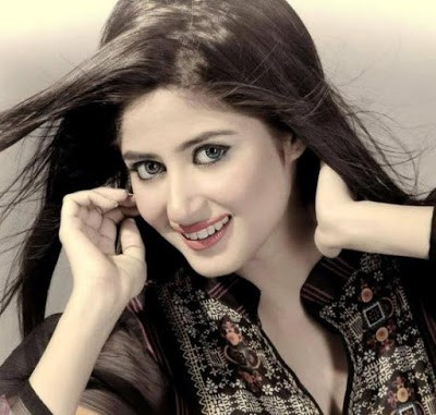 Sajal Ali singing debut