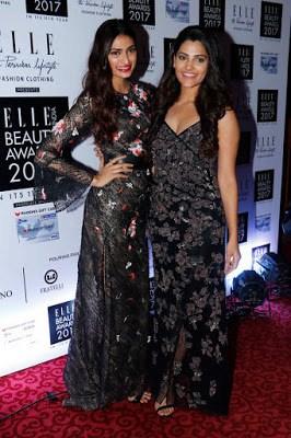 The-Elle-Beauty-Awards-Athiya-Shetty-and-Saiyami-Kher