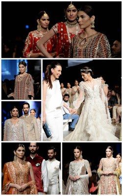 pfdc loreal paris bridal week 2017 day 2