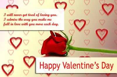 valentine's day love quotes for girlfriend and wife