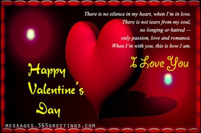 Romantic valentines day love quotes messages for girlfriend and wife sweet valentines day wishes love messages for boyfriend m4hsunfo