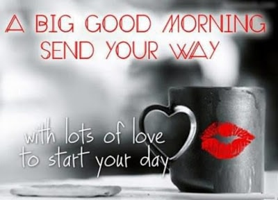 good morning love text for lovers