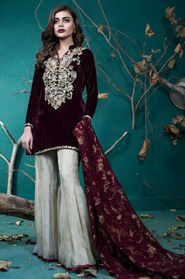 Latest-zainab-chottani-party-wears-2018-collection-10