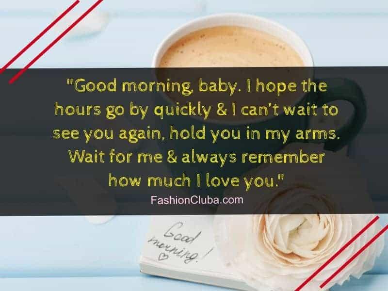 lovely ggod morning wishes for her