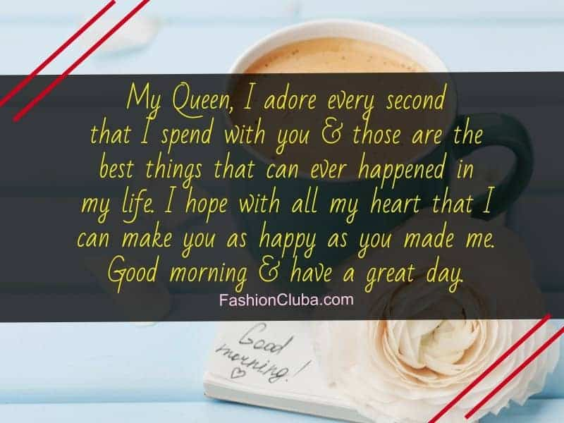 100+ Cute Good Morning Paragraphs For Her To Wake Up To