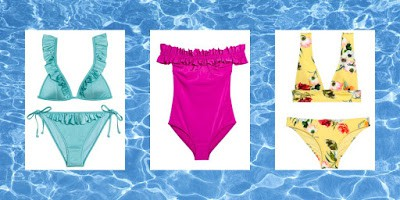 H & M Summer Collection: Swimsuits Trend 2018