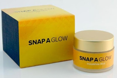 InstaWhite Mud by snap a glow