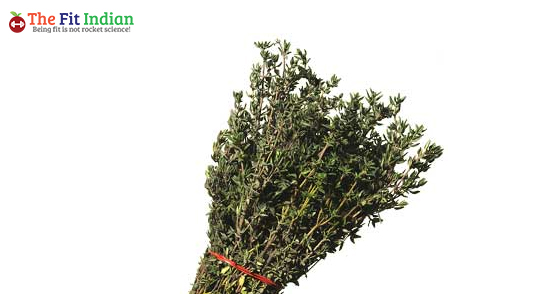 Thyme for chest congestion