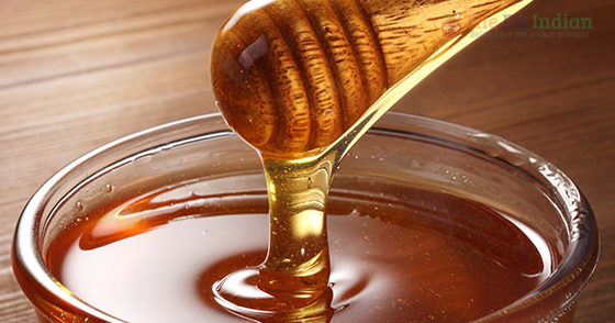 Honey for chest congestion