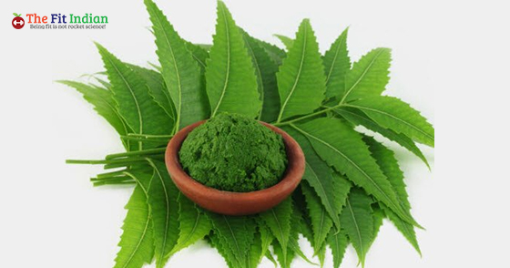 Neem for belly button infection