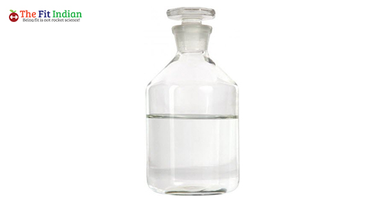 White Vinegar for belly button infection