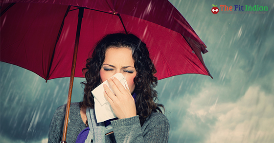 Tips to Stay Healthy in Monsoon
