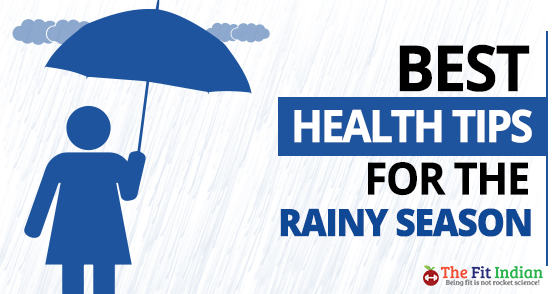 Health Tips During the Rainy Season