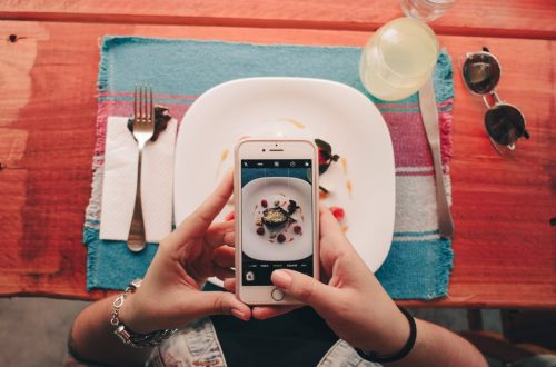 Take the Best Food Photos
