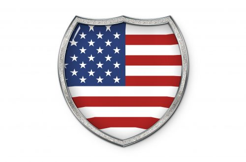 Flag shield