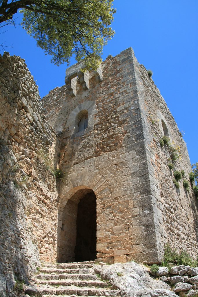 Castle of Alaro