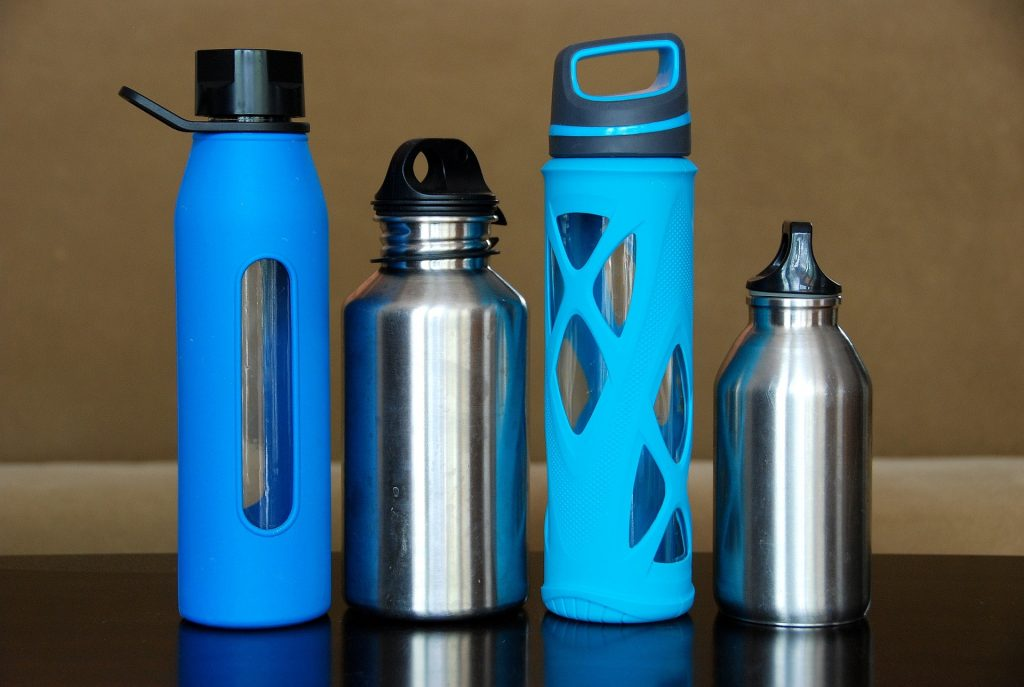 refillable water bottle