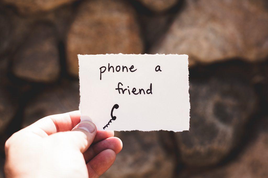 Talk to Friends